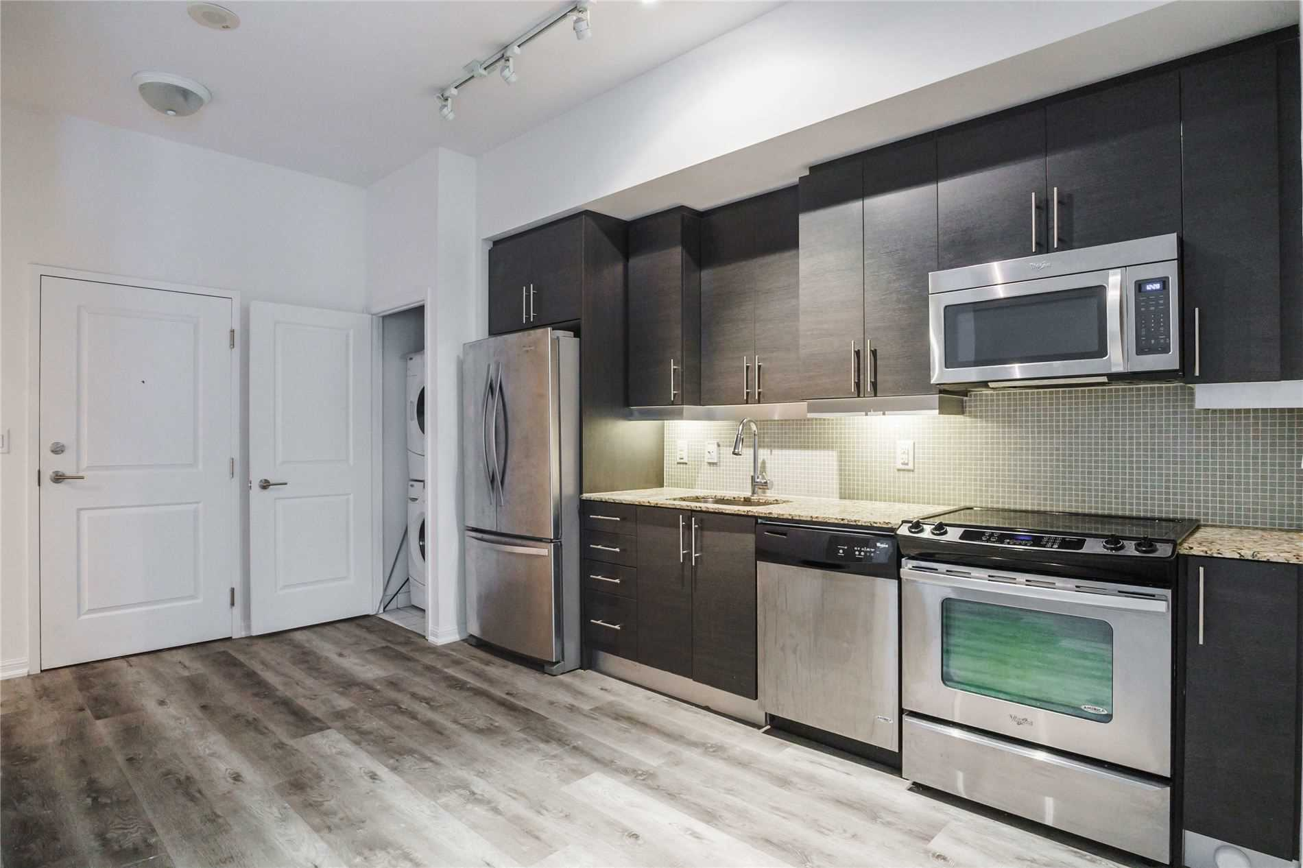 For Rent: 134 - 38 Grand Magazine Street, Toronto, ON   2 Bed, 1 Bath Condo for $2650.00. See 13 photos!