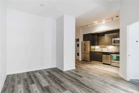 Apartment for rent at 38 Grand Magazine St Unit 134 Toronto Ontario - MLS: C4737132
