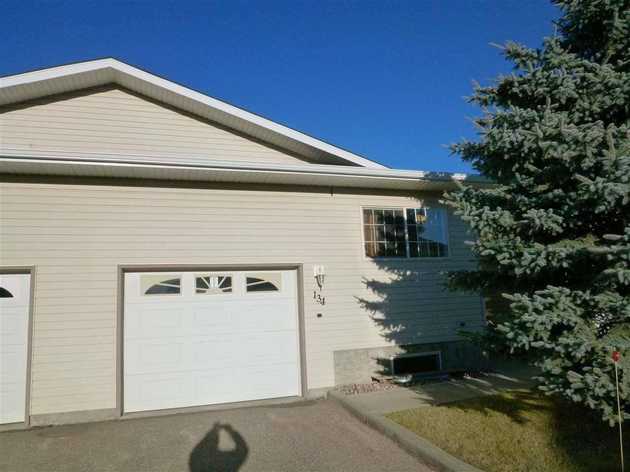 Townhouse for sale at 4610 50 Ave Unit 134 Stony Plain Alberta - MLS: E4189122