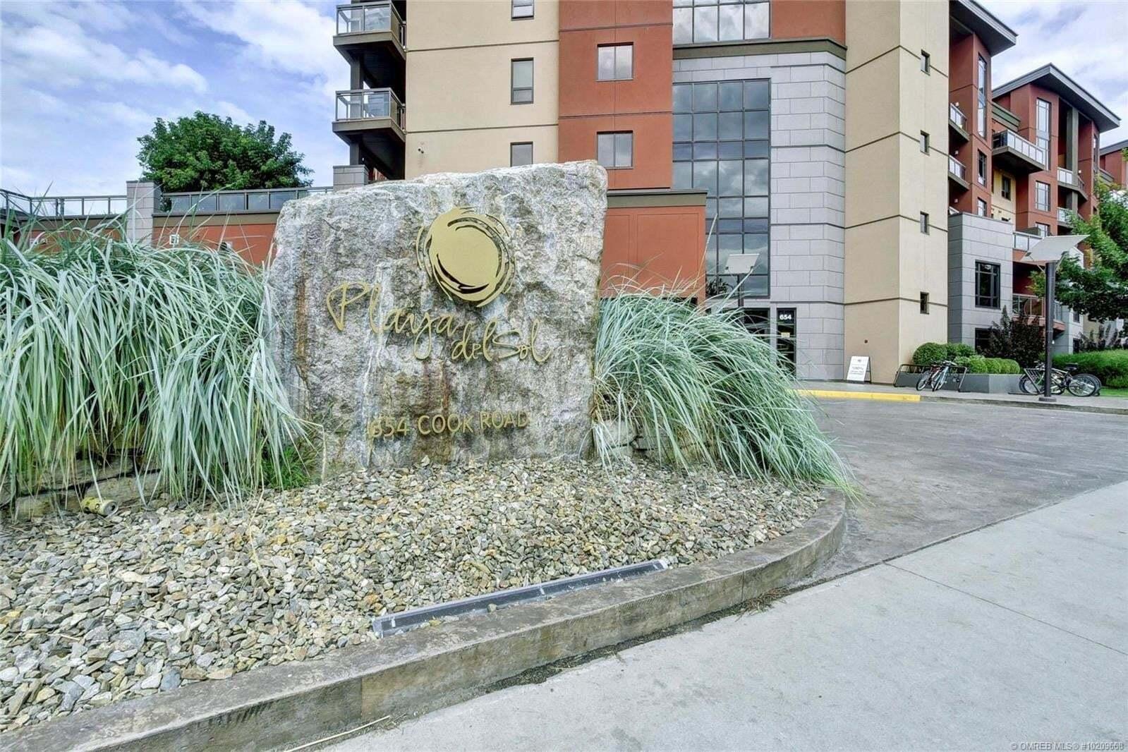 Condo for sale at 654 Cook Rd Unit 134 Kelowna British Columbia - MLS: 10209668