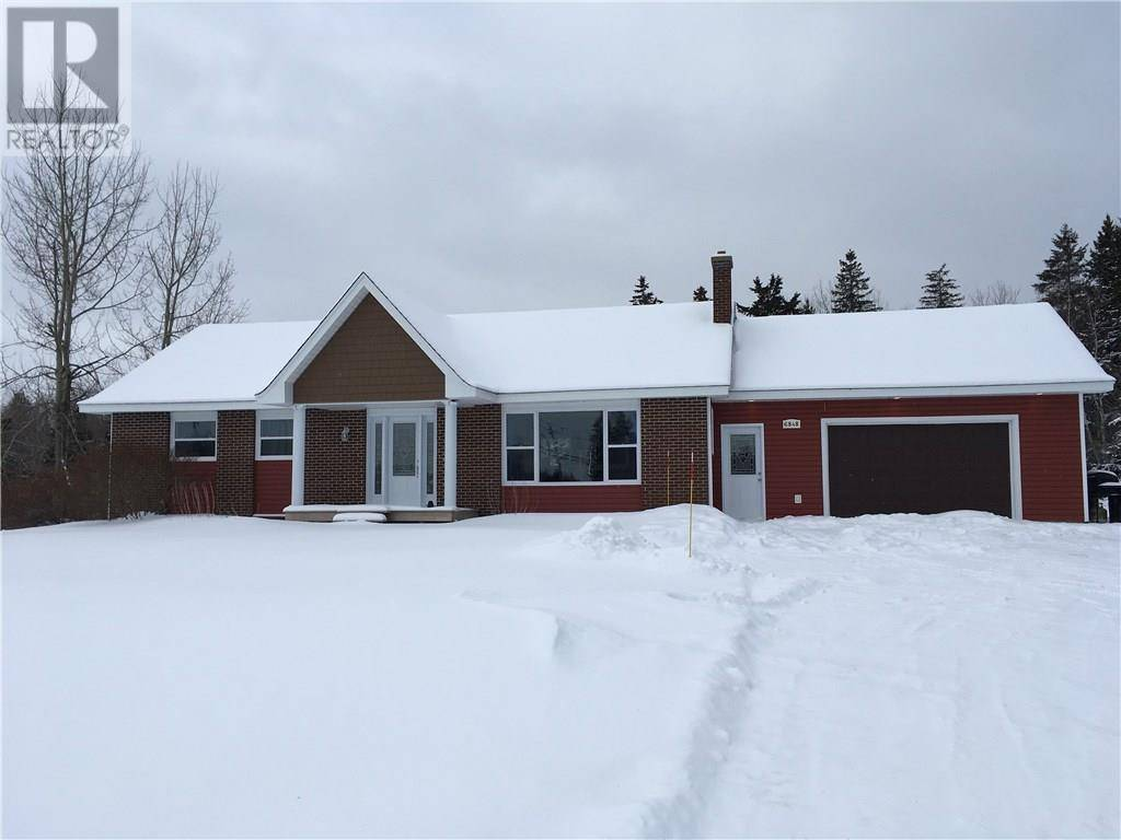 House for sale at 6848 Route 134 Rte Unit 134 Mcintosh Hill New Brunswick - MLS: M126955