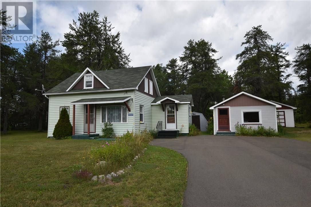 House for sale at 9949 Route 134 Rte Unit 134 Aldouane New Brunswick - MLS: M124984