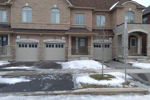 Townhouse for rent at 134 Agava St Brampton Ontario - MLS: W5072815