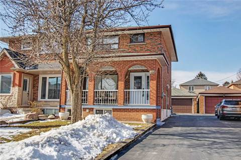 Townhouse for sale at 134 Brookhaven Dr Toronto Ontario - MLS: W4700144