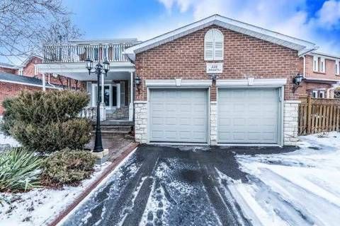 House for sale at 134 Butterfield Cres Vaughan Ontario - MLS: N4697759