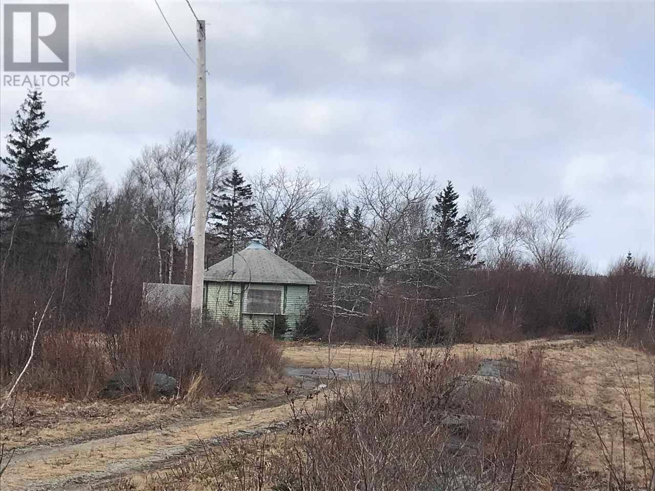 Residential property for sale at 134 Cemetery Rd Hebron Nova Scotia - MLS: 202002954