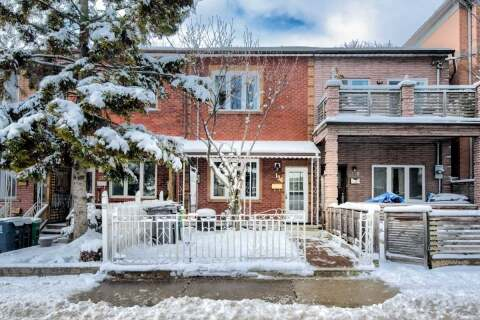 Townhouse for sale at 134 Claremont St Toronto Ontario - MLS: C4778929