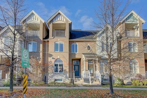 Townhouse for sale at 134 Cornell Park Ave Markham Ontario - MLS: N4630454