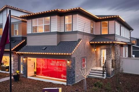 House for sale at 134 Cornerstone Circ Northeast Calgary Alberta - MLS: C4256518