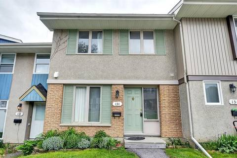 Townhouse for sale at 134 Costello Ave Ottawa Ontario - MLS: 1154206