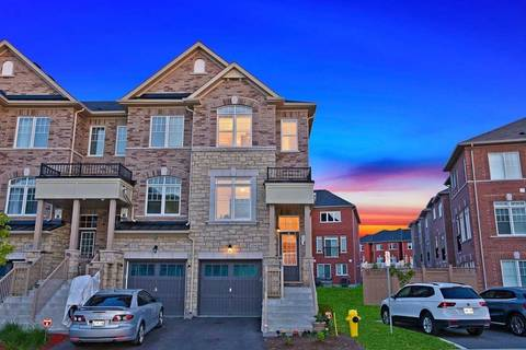 Townhouse for sale at 134 Dundas Wy Markham Ontario - MLS: N4494846