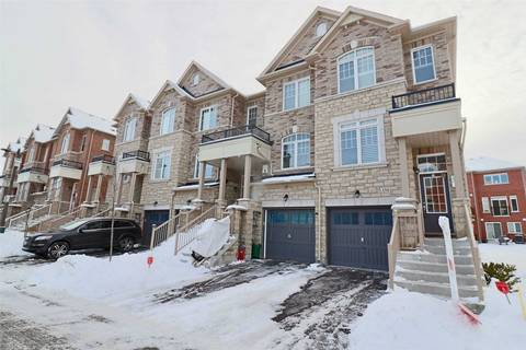 Townhouse for sale at 134 Dundas Wy Markham Ontario - MLS: N4648866