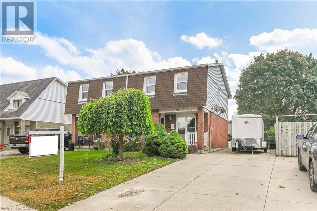 House for sale at 134 Gail St Cambridge Ontario - MLS: 40026352