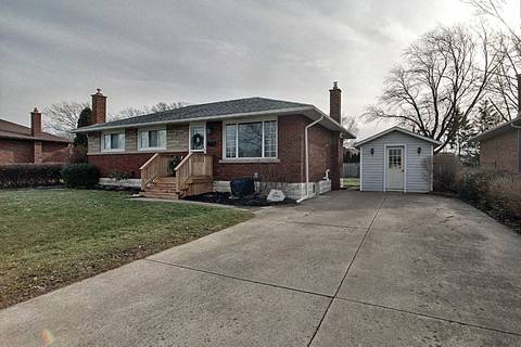 House for sale at 134 Glen Morris Dr St. Catharines Ontario - MLS: X4663551