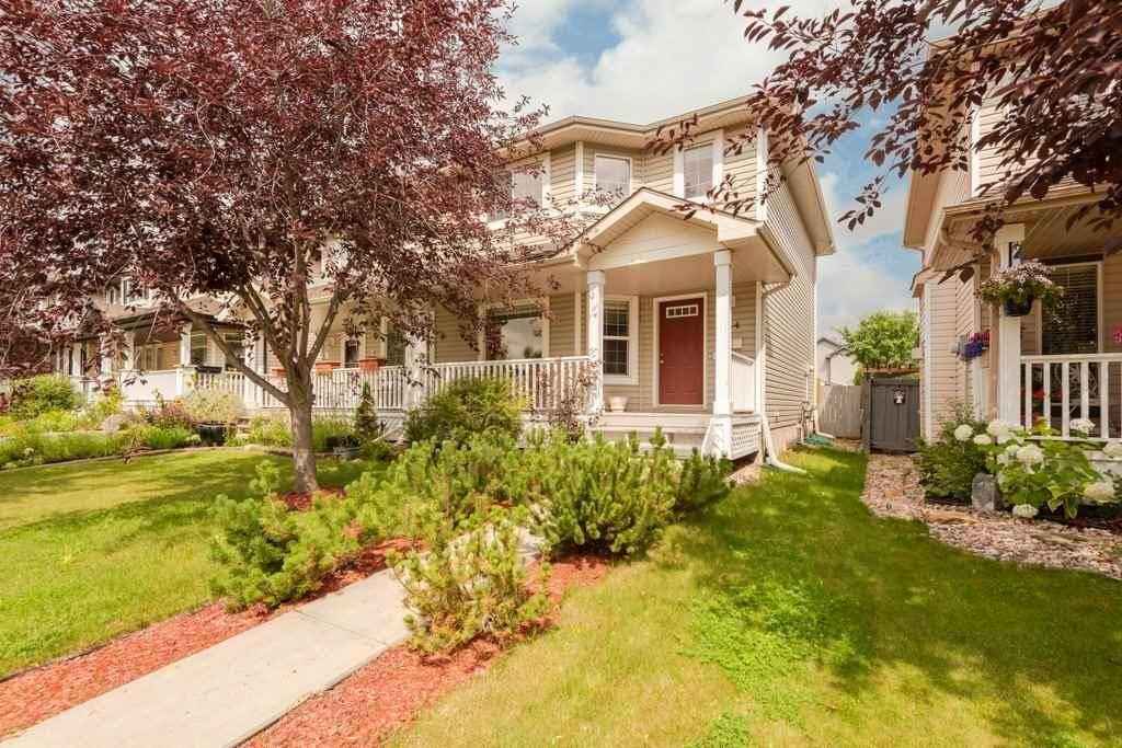 Townhouse for sale at 134 Hemingway Rd Nw Edmonton Alberta - MLS: E4168873