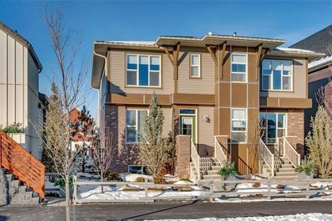 Townhouse for sale at 134 Livingston Ave Northeast Calgary Alberta - MLS: C4286299