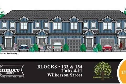 Townhouse for sale at 0 Wilkerson St Unit 134 Thorold Ontario - MLS: 30725978