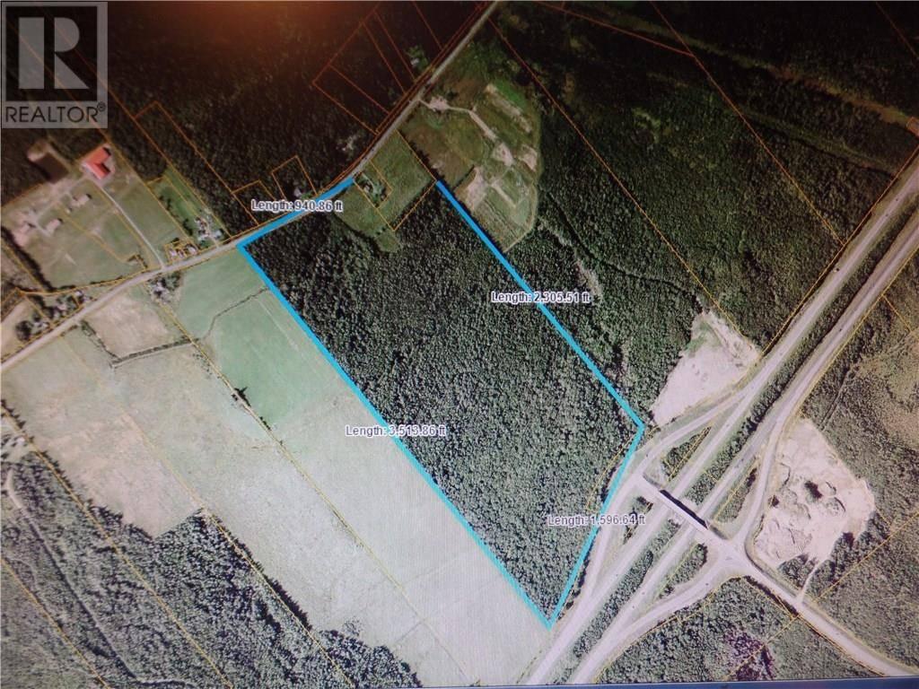 Residential property for sale at Lot Rte 134 Rte Unit 134 Shediac Cape New Brunswick - MLS: M118065