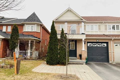 Townhouse for sale at 134 Maple Ridge Cres Markham Ontario - MLS: N4726878