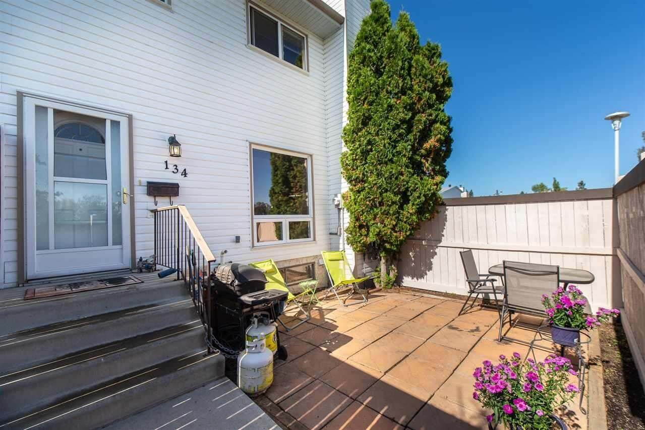 Townhouse for sale at 134 Marlborough Pl NW Edmonton Alberta - MLS: E4194613