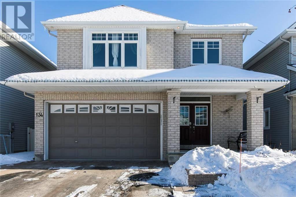 House for sale at 134 Montargis Circ Ottawa Ontario - MLS: 1180130