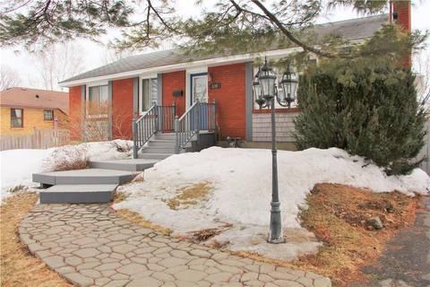 House for sale at 134 Oakridge Blvd Ottawa Ontario - MLS: 1145475