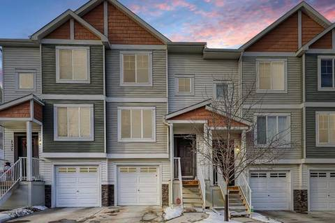 Townhouse for sale at 134 Pantego Ln Northwest Calgary Alberta - MLS: C4280178