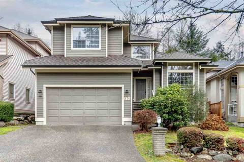 House for sale at 134 Parkside Dr Port Moody British Columbia - MLS: R2430999