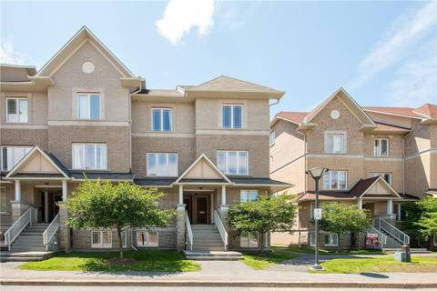 Townhouse for rent at 134 Paseo Pt Ottawa Ontario - MLS: 1160642