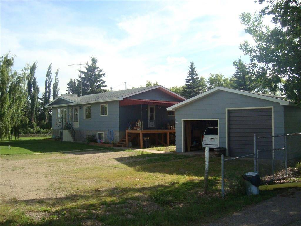 House for sale at 134 Queen St Elnora Alberta - MLS: C4192536