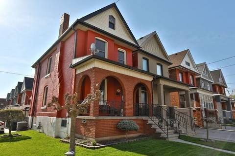 House for sale at 134 Queen St Hamilton Ontario - MLS: X4490732