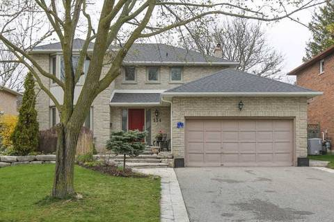 House for sale at 134 Reeve Dr Markham Ontario - MLS: N4754884