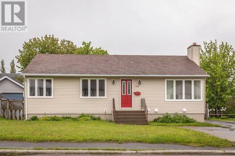 House for sale at 134 Reid St Corner Brook Newfoundland - MLS: 1198280