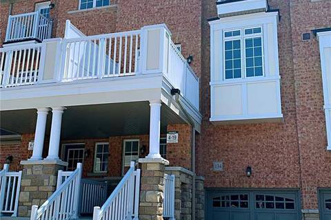 Townhouse for rent at 134 Roy Grove Wy Markham Ontario - MLS: N4495683