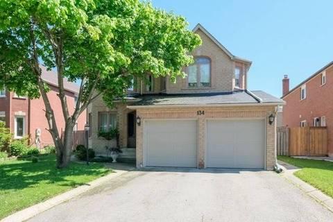 House for sale at 134 Sandmere Ave Brampton Ontario - MLS: W4480601