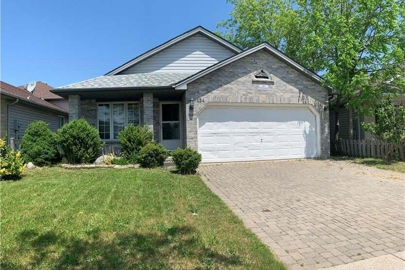 House for sale at 134 Thurman Circ London Ontario - MLS: 263803