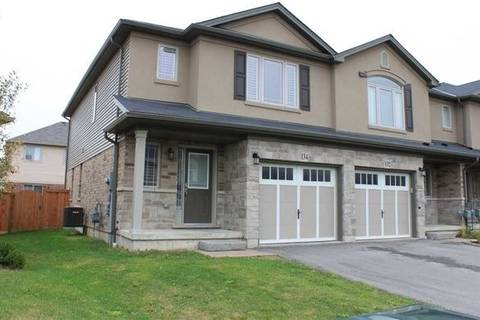 Townhouse for rent at 134 Westbank Tr Hamilton Ontario - MLS: X4665157