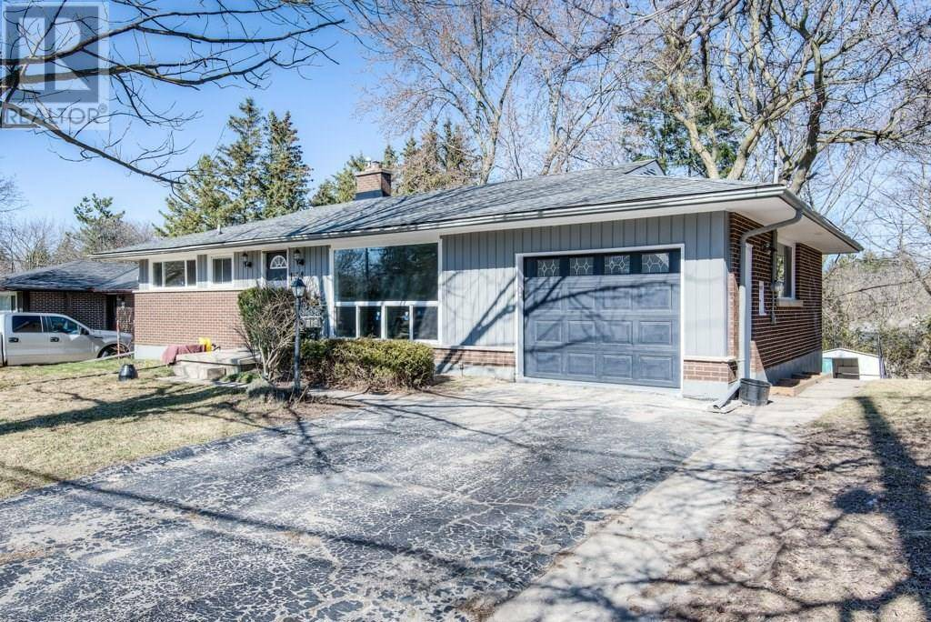 House for sale at 134 Westmount Rd East Kitchener Ontario - MLS: 30801352