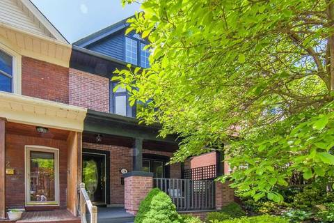 Townhouse for sale at 134 Willow Ave Toronto Ontario - MLS: E4491532