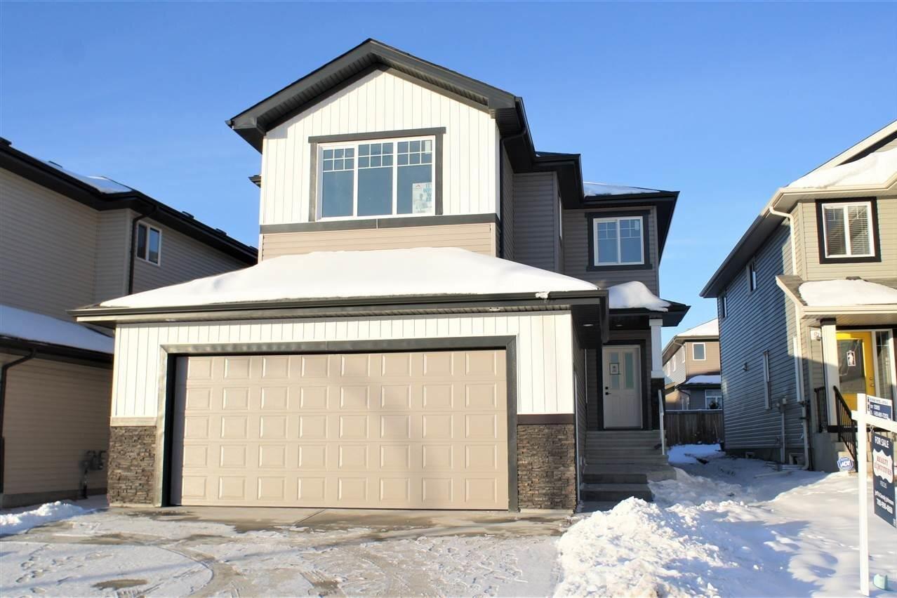 House for sale at 134 Woodbridge Li Fort Saskatchewan Alberta - MLS: E4190132