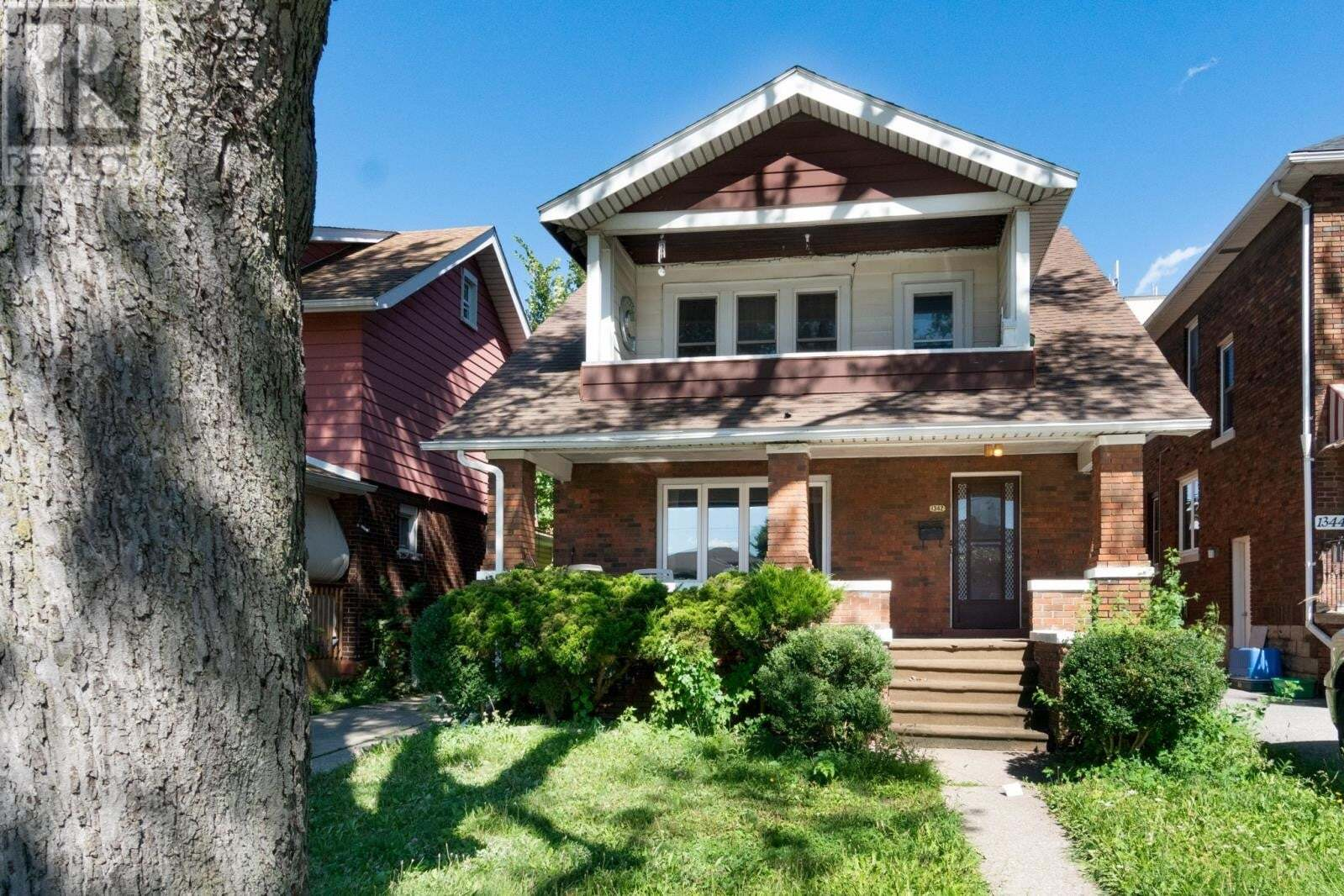 House for sale at 1340-42 Parent  Windsor Ontario - MLS: 20011646