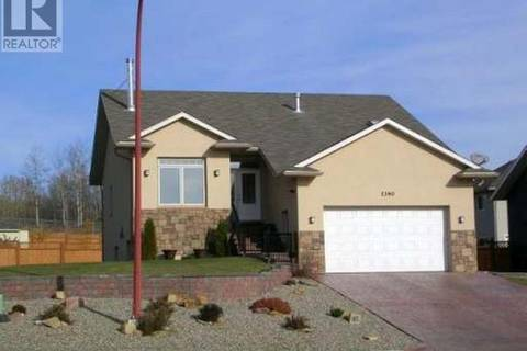 House for sale at 1340 92 Ave Dawson Creek British Columbia - MLS: 179006
