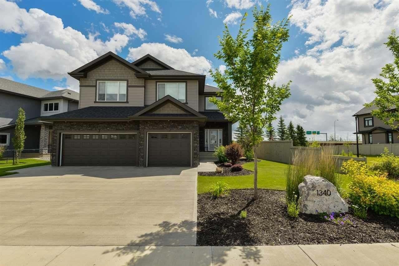 House for sale at 1340 Adamson Dr SW Edmonton Alberta - MLS: E4206167