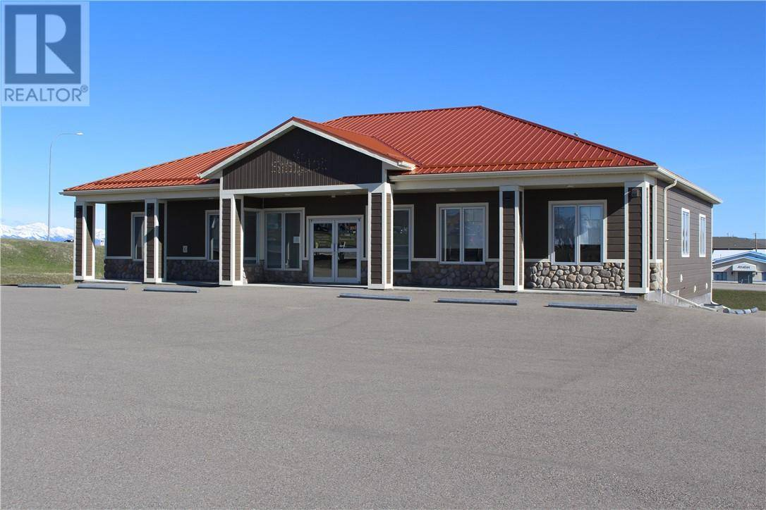 Commercial property for sale at 1340 Veterans St Pincher Creek Alberta - MLS: ld0183912