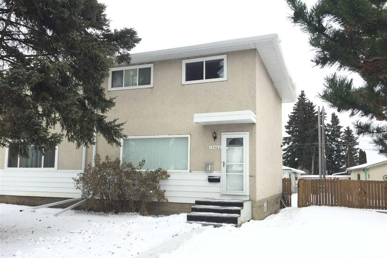 Townhouse for sale at 13403 122 St NW Edmonton Alberta - MLS: E4218408