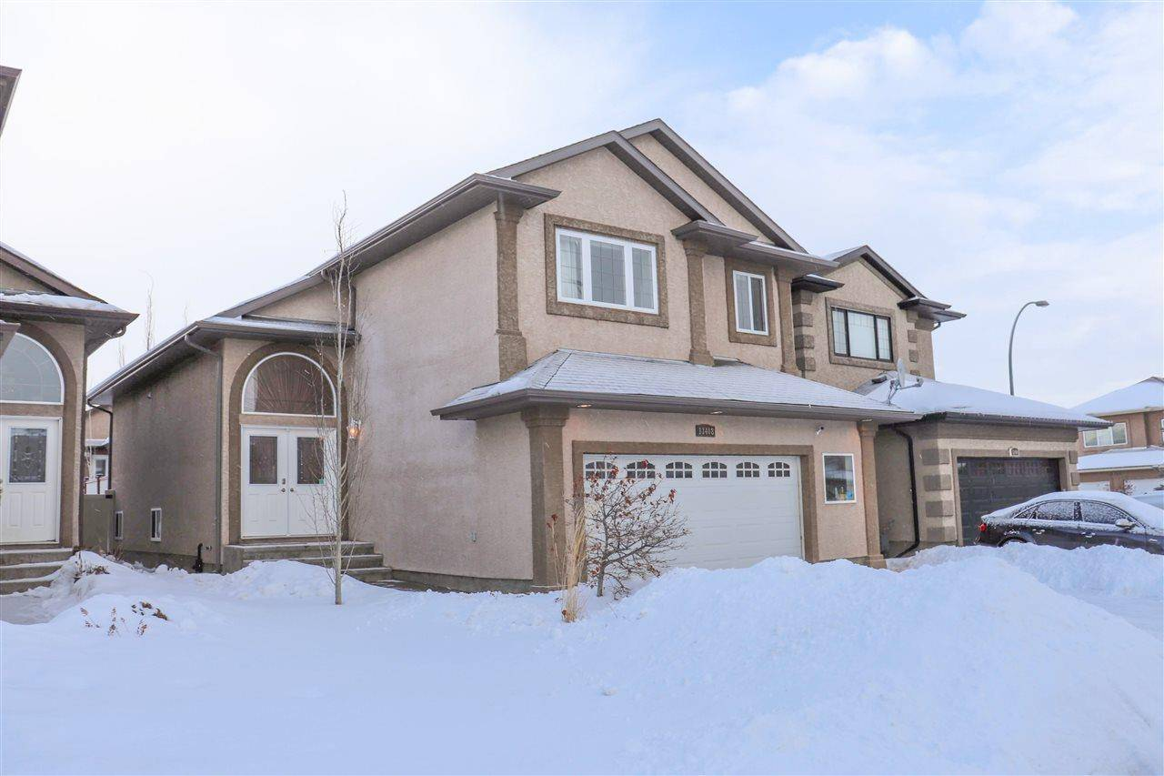 House for sale at 13408 161 Ave Nw Edmonton Alberta - MLS: E4187306
