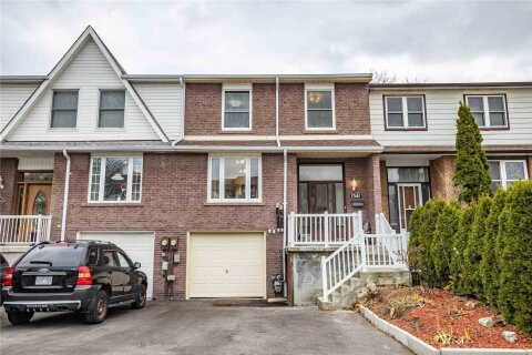 Townhouse for sale at 1341 Brands Ct Pickering Ontario - MLS: E5000501