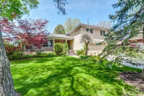 House for sale at 1341 Crestdale Rd Mississauga Ontario - MLS: W4528911