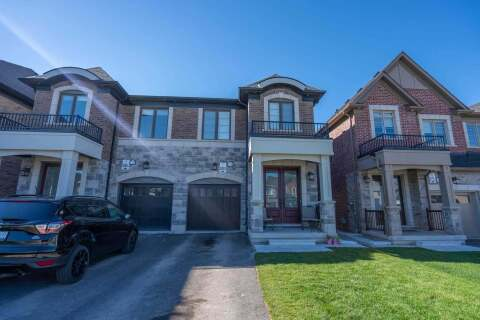 Townhouse for sale at 1341 Farmstead Dr Milton Ontario - MLS: W4771739