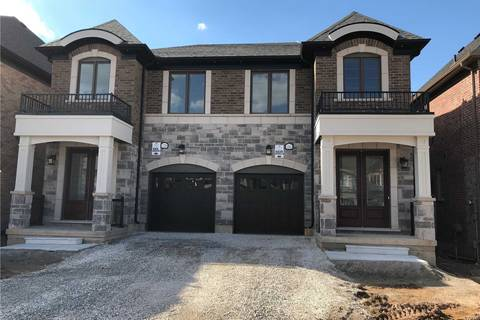 Townhouse for rent at 1341 Farmstead Dr Milton Ontario - MLS: W4485533